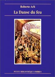 Cover of: La Danse du feu