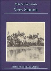Cover of: Vers samoa