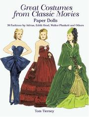 Cover of: Great Costumes from Classic Movies Paper Dolls