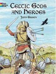 Cover of: Celtic Gods and Heroes