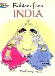 Cover of: Fashions from India