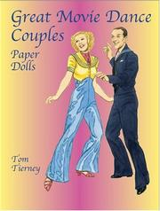 Cover of: Great Movie Dance Couples Paper Dolls