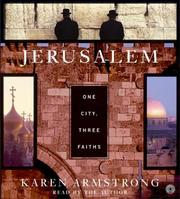 Cover of: Jerusalem CD: One City, Three Faiths