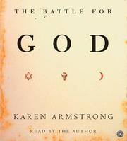 Cover of: The Battle For God CD