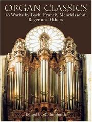 Cover of: Organ Classics