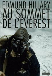 Cover of: Au sommet de l'Everest