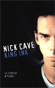 Cover of: King Ink, volume 1