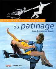 Cover of: Les Riches Heures du patinage
