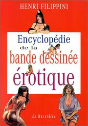 Cover of: Encyclopédie de la bande dessinée érotique