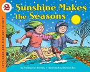 Cover of: Sunshine Makes the Seasons
