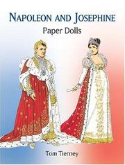 Cover of: Napoleon and Josephine Paper Dolls