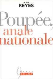 Cover of: Poupée, anale nationale