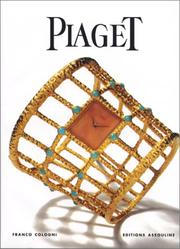 Cover of: Piaget