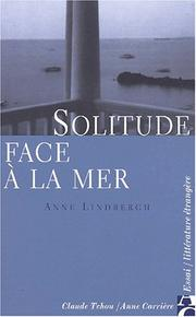 Cover of: Solitude face à la mer