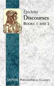 Cover of: Discourses
