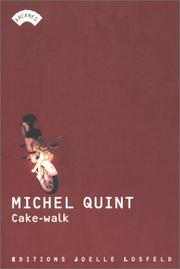 Cover of: Cake-walk