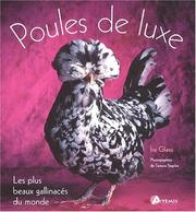Cover of: Les poules de luxe