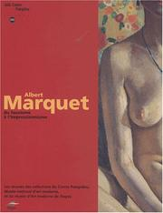 Cover of: Albert Marquet