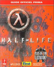 Cover of: Half-Life, le guide de jeu