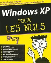 Cover of: Windows XP: 9 en 1