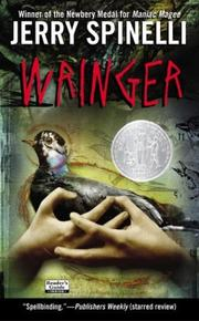 Cover of: Wringer | Jerry Spinelli