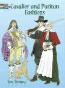 Cover of: Cavalier and Puritan Fashions