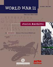 Cover of: World War II, Stories & Archives