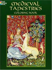 Cover of: Medieval Tapestries Coloring Book