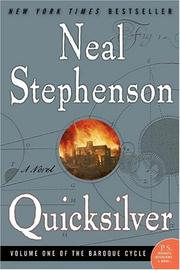 Cover of: Quicksilver (The Baroque Cycle, Vol. 1)
