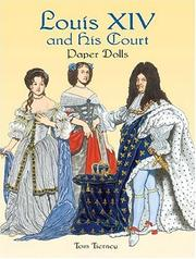 Cover of: Louis XIV and His Court Paper Dolls