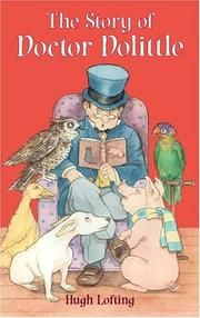 Cover of: The story of Doctor Dolittle