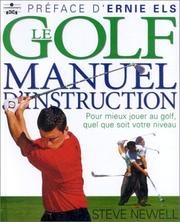 Cover of: Le Golf