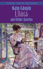 Cover of: Lilacs and other stories