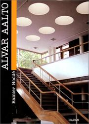 Cover of: Aalto