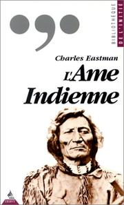Cover of: L'Ame indienne