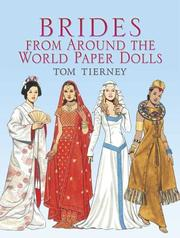 Cover of: Brides from Around the World Paper Dolls