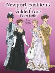Cover of: Newport Fashions of the Gilded Age Paper Dolls