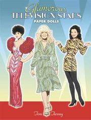 Cover of: Glamorous Television Stars Paper Dolls