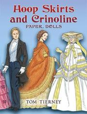 Cover of: Hoop Skirts and Crinoline Paper Dolls