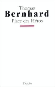 Cover of: Place des Héros