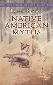 Cover of: Native American myths