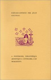Cover of: Embarcadères