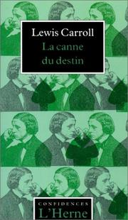Cover of: La canne du destin