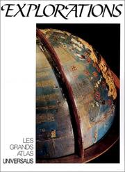 Cover of: Le Grand atlas des explorations