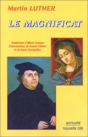 Cover of: Le Magnificat