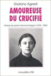 Cover of: Amoureuse du crucifié