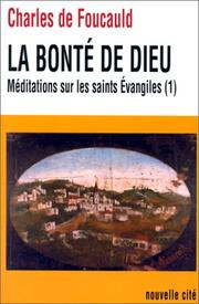 Cover of: Méditations sur les saints Évangiles