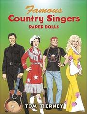 Cover of: Famous Country Singers Paper Dolls