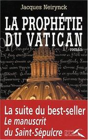 Cover of: La Prophétie du Vatican