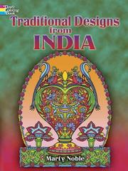 Cover of: Traditional Designs from India